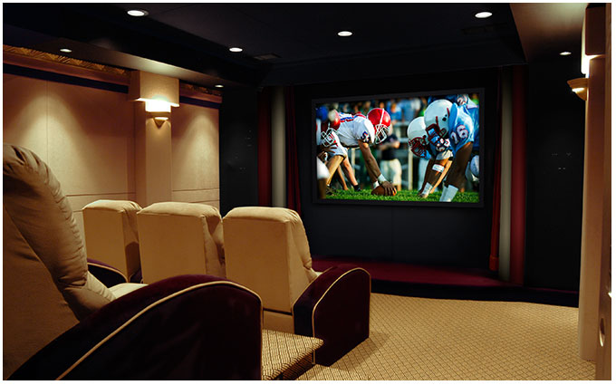 Keller Home Theater Security Systems